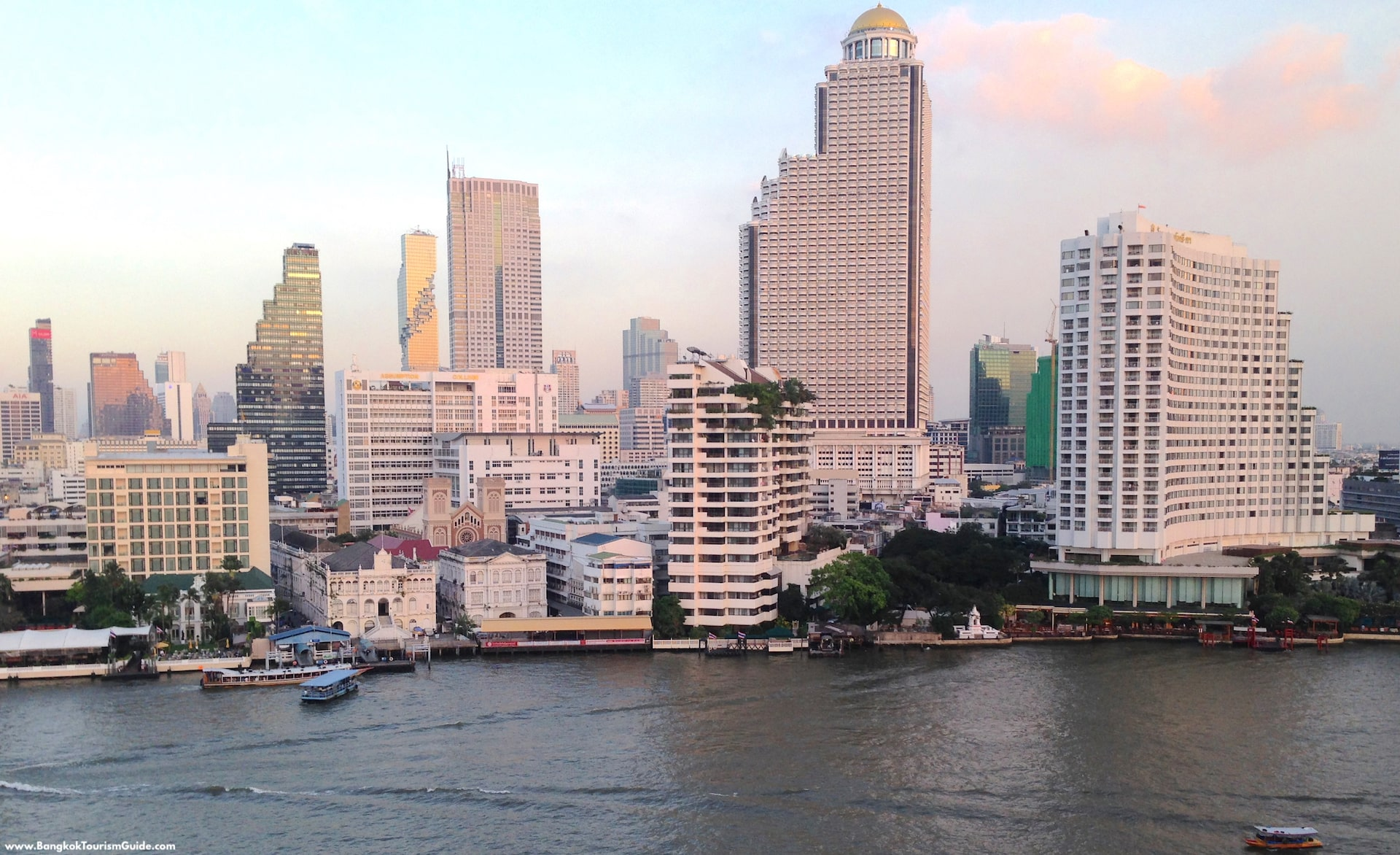 BANGKOK TOURISM GUIDE - 2021 Trip Planner and Travel Tips
