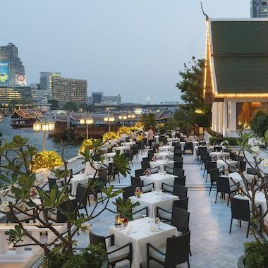 Luxury Hotels in Bangkok