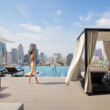 Hotels with Pool in Bangkok
