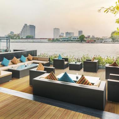 Riverfront Hotels in Bangkok