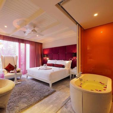 Romantic Hotels in Bangkok