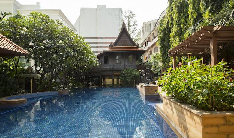 The Rose Residence Hotel, Bangkok