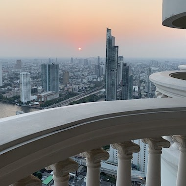 Hotels with Views in Bangkok